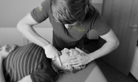 Therapie zur Craniomandibuläre Dysfunktion