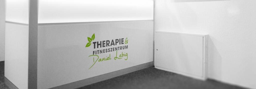 Empfang Therapie- und Fitnesszentrum Lebig
