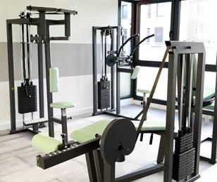 Fitness Daniel Lebig Krefeld