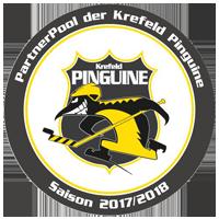 Physiotherapie Lebig ist Mitglied im Krefeld Pinguine Partner Pool